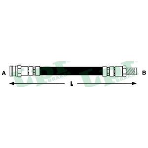 Тормозной шланг 6t46541 lpr - PEUGEOT BOXER автобус (230P) автобус 2.0 i