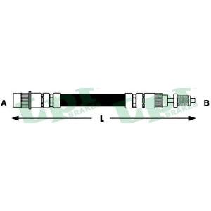 LPR 6T46559 Шланг гальмівний
