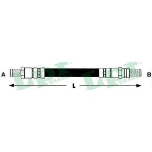 LPR 6T46655 Шланг гальмівний