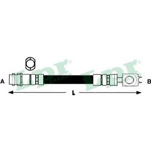 Тормозной шланг 6t46734 lpr - AUDI A3 (8L1) Наклонная задняя часть 1.6