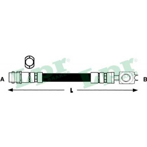 LPR 6T46734 Тормозной шланг