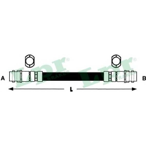 LPR 6T46735 Тормозной шланг