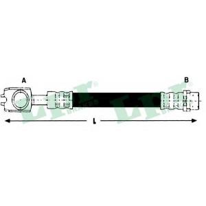 Тормозной шланг 6t46784 lpr - VW PASSAT (3B2) седан 1.8