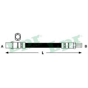 Тормозной шланг 6t46900 lpr - MERCEDES-BENZ S-CLASS (W140) седан S 350 Turbo-D (140.134)