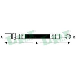 LPR 6T47051 Rubber brake hose