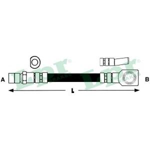 LPR 6T47085 Шланг гальмівний