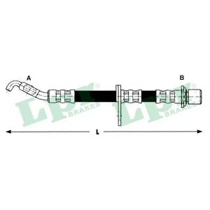 LPR 6T47438 Тормозной шланг