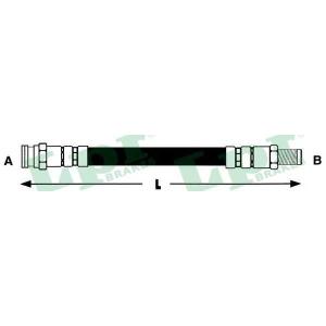 Тормозной шланг 6t47840 lpr - FIAT STRADA (178E) пикап 1.2