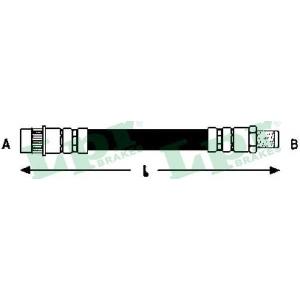 LPR 6T47857 Тормозной шланг