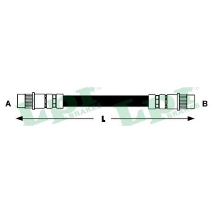 LPR 6T47976 Тормозной шланг
