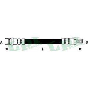 LPR 6T47983 Шланг гальмівний