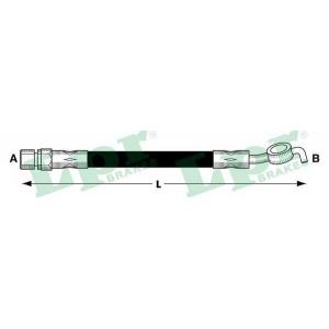 LPR 6T48049 Шланг гальмівний