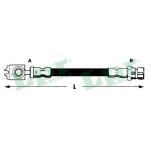 LPR 6T48087 Тормозной шланг
