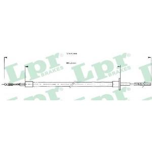 LPR C0052C Clutch bowden