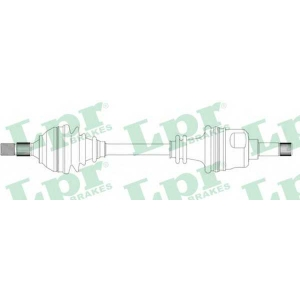 LPR DS16057 Half shaft