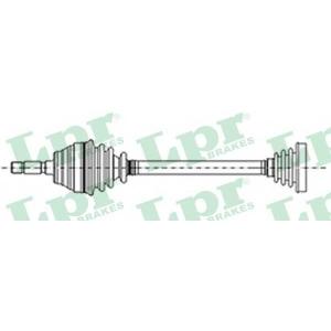 LPR DS30014 Half shaft