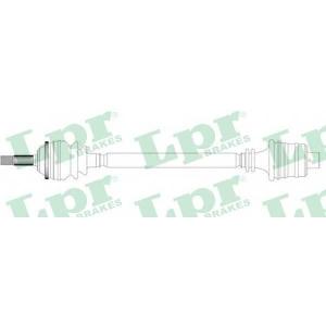 LPR DS39141 Half shaft