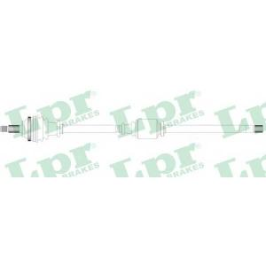 LPR DS39145 Half shaft