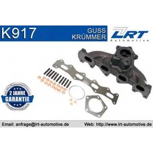 LRT K917 Коллектор, система выпуска