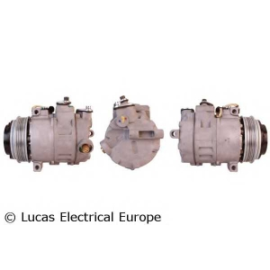 LUCAS ELECTRICAL ACP100 Компрессор, кондиционер