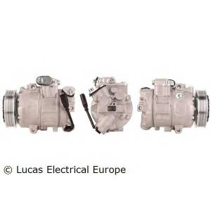 LUCAS ELECTRICAL ACP231 Компрессор, кондиционер