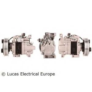 LUCAS ELECTRICAL ACP377 Компрессор, кондиционер
