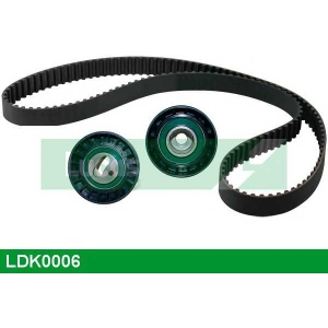 LUCAS LDK0006 Belt Set