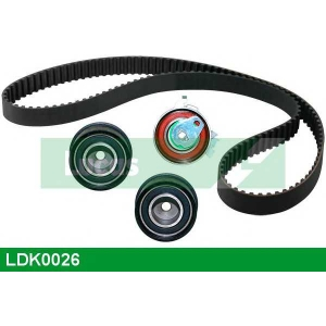 LUCAS LDK0026 Belt Set
