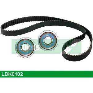 LUCAS LDK0102 Belt Set