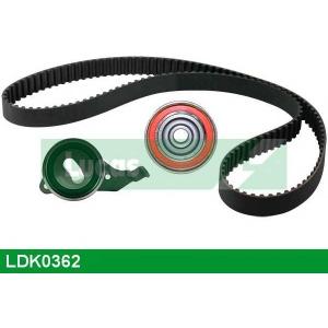 LUCAS LDK0362 Belt Set