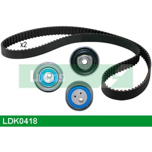 LUCAS LDK0418 Belt Set