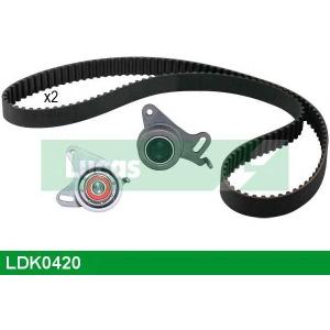 LUCAS LDK0420 Belt Set