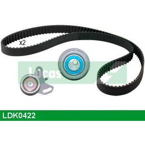 LUCAS LDK0422 Belt Set