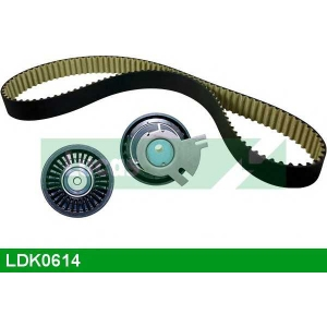 LUCAS LDK0614 Belt Set