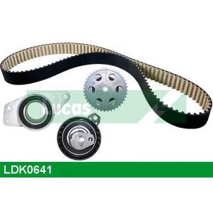 LUCAS LDK0641 Belt Set