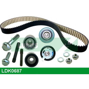LUCAS LDK0687 Belt Set