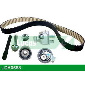 LUCAS LDK0688 Belt Set