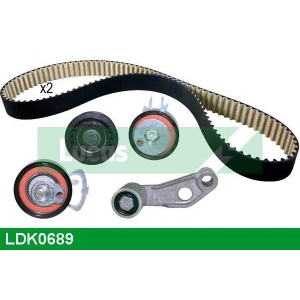 LUCAS LDK0689 Belt Set