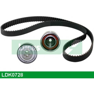 LUCAS LDK0728 Belt Set