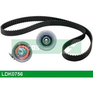 LUCAS LDK0756 Belt Set
