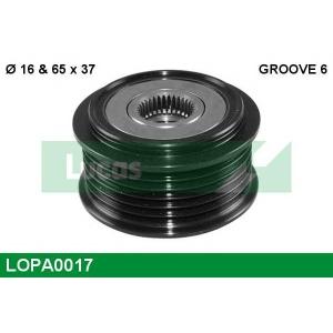 LUCAS LOPA0017 Generator bearing