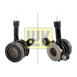 LUK 510 0120 10 Выжимной подшипник (2 крепл.) Espace4/Laguna3/Megane3/Scenic3 M9R