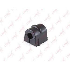 LYNX c9257 Втулка стабилизатора / перед. подв. (? 15mm)