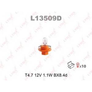 LYNX l13509d Лампа накаливания освещение щитка приборов
