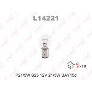 LYNX l14221 Лампа накаливания