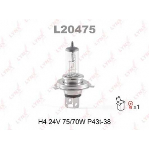 LYNX l20475 Лампа галогеновая