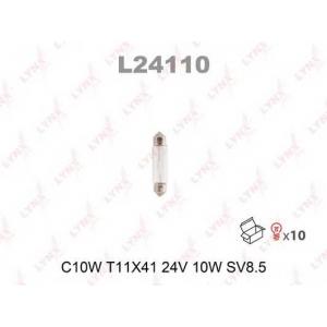 LYNX l24110 Лампа накаливания