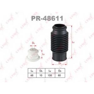 LYNX pr-48611 Защитный комплект амортизатора