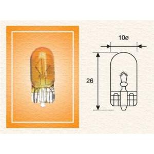 MAGNETI MARELLI 002051800000 W5W 12A Лампа накаливания (12V W5W)