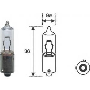 MAGNETI MARELLI 002052500000 Лампа накаливания, фонарь указателя поворота